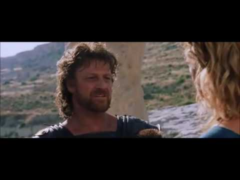 Troy Achilles VS Patroclus scene HD 1080p