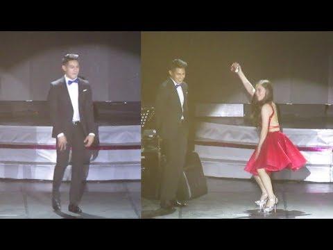 CHAMBE SHOWDOWN! Ate Girl Jackque & Kuya Escort Ion (HD) (The TNT Boys LIVE Concert)