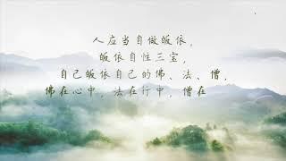 精彩视频热播《佛言佛语》第一期01
