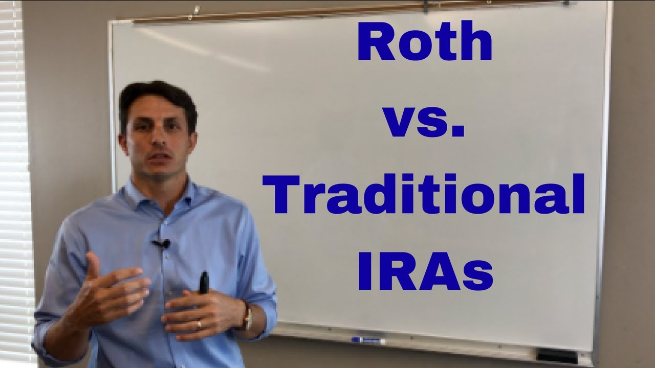 traditional ira vs roth ira Roth iras vs traditional iras unlike contributions to a traditional ira , which may be tax-deductible, a roth ira has no up-front tax break money goes into the roth after it has already been taxed.