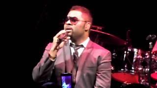 Musiq Soulchild -  Half Crazy  - Showcase Live Foxboro MA.MOV