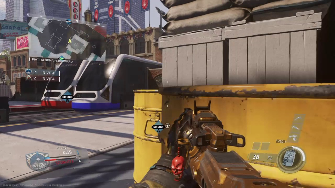 PS4 Review: Call of Duty: Infinite Warfare - Video Games