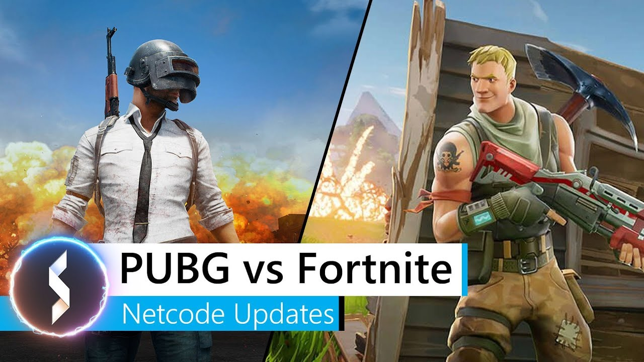 PUBG Vs Fortnite Netcode Updates