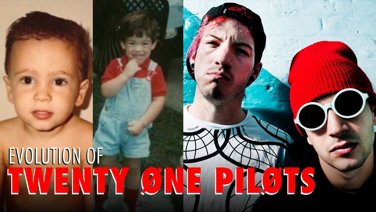 Twenty one pilots their life story youtube for Twenty pictures