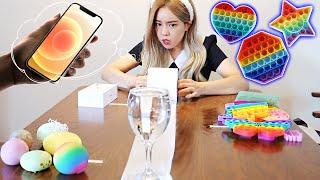 [틱톡유행] 아이폰이 상품인 게임- 최신 아이폰을 갖게…