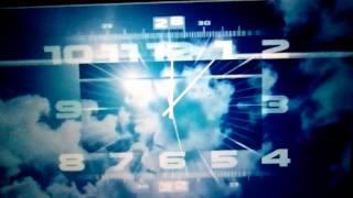 Часы 00:07 Первого канала