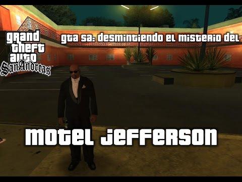 GTA SA #1: desmintiendo el misterio del motel jefferson (LOQUENDO)