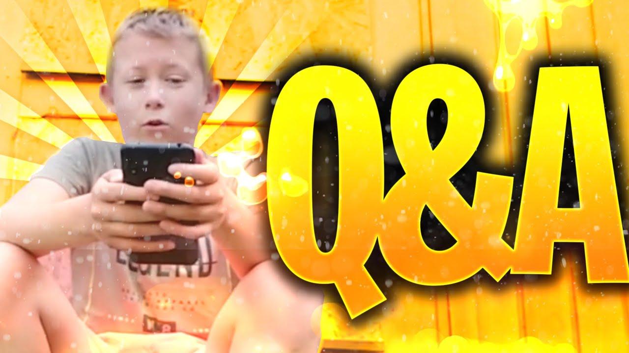 CZY MAM DZIEWCZYNĘ?! Q&A 3