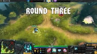 Epic Battle #1 - Phantom Assassin vs Faceless Void