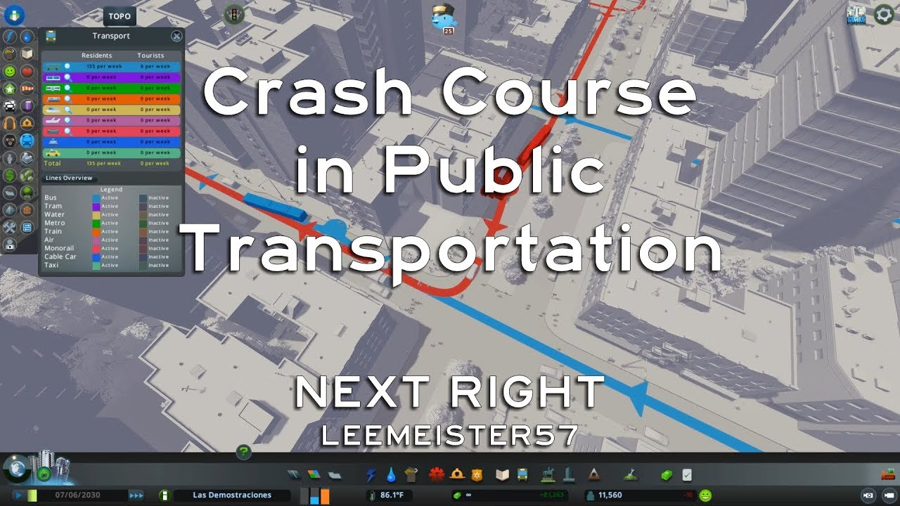 Cities Skylines How To Make Money From Public Transport