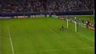 Nayim Long Game Winning Goal ZARAGOZA VS ARSENAL 1995