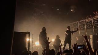 'The Eternal' Bury Tomorrow @ Riverside (Newcastle)