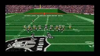 Video 693 -- Madden NFL 98 (Playstation 1)