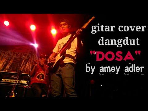 Guitar cover dangdut DOSA