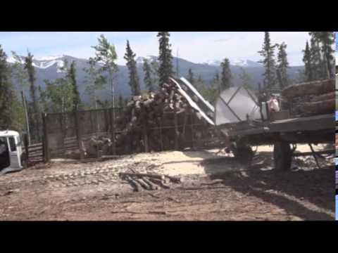 Yukon Firewood Processor