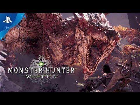 Monster Hunter: World - TGS 2017 | PS4
