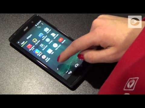 Acer Liquid Z500 Predstavljanje