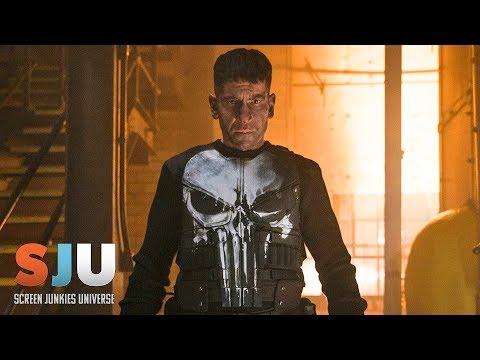 The Punisher Star's Statement On Gun Violence - SJU