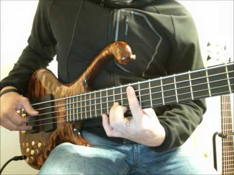 Jb bassclap bass lesson - Isn't she lovely Stevie Wonder Bass Chords