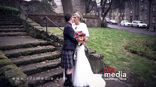 emma + robert - hotel colessio, stirling -  highlights