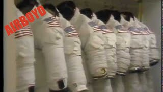 Zero G And Space Suits (1982)
