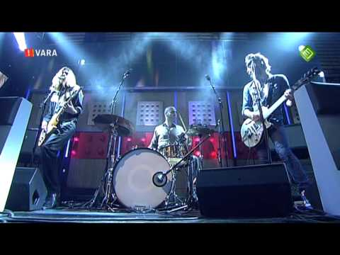 The Experimental Tropic Blues Band - Belgium State of Frustration (Live in DWDD)
