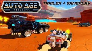 Auto Age: Standoff - Trailer & Gameplay PC HD