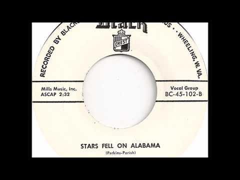 Four Gales - Stars Fell On Alabama - Black Crest 102