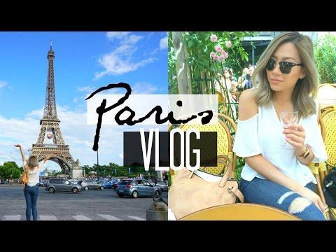 TRAVEL VLOG: PARIS | 26 Days in Europe Trip - Ep 1