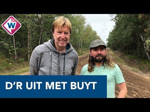Naar de #tankbaan met Aad de Mos | D'r Uit Met Buyt - OMROEP WEST SPORT
