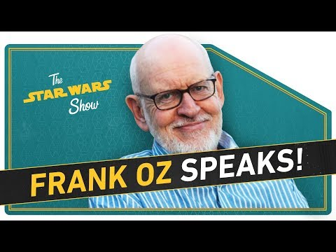 Frank Oz on Yoda, the Muppets, and Snakes on Dagobah, Plus the Latest on Solo: A Star Wars Story!