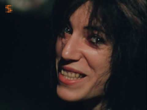 Patti Smith: 3 live songs & interview, 1976 Brussels