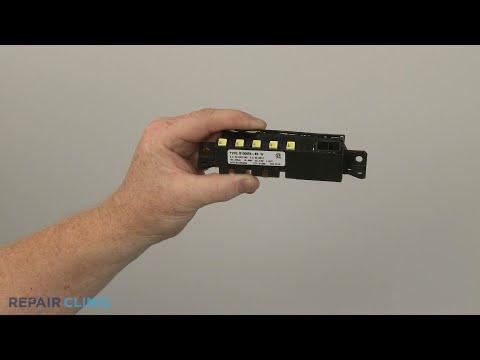 KitchenAid Convection Gas Range Surface Burner Spark Module Replacement - Model #KSGB900ESS1