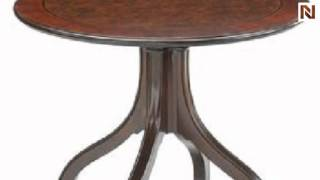 Hekman Paris Round End Table 1-1206