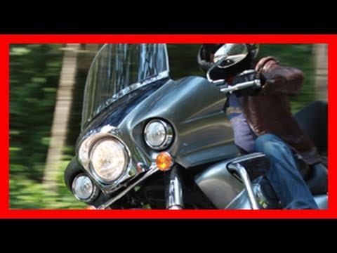 Kawasaki VN 1700 Voyager test ride / Fahrbericht von 1000PS