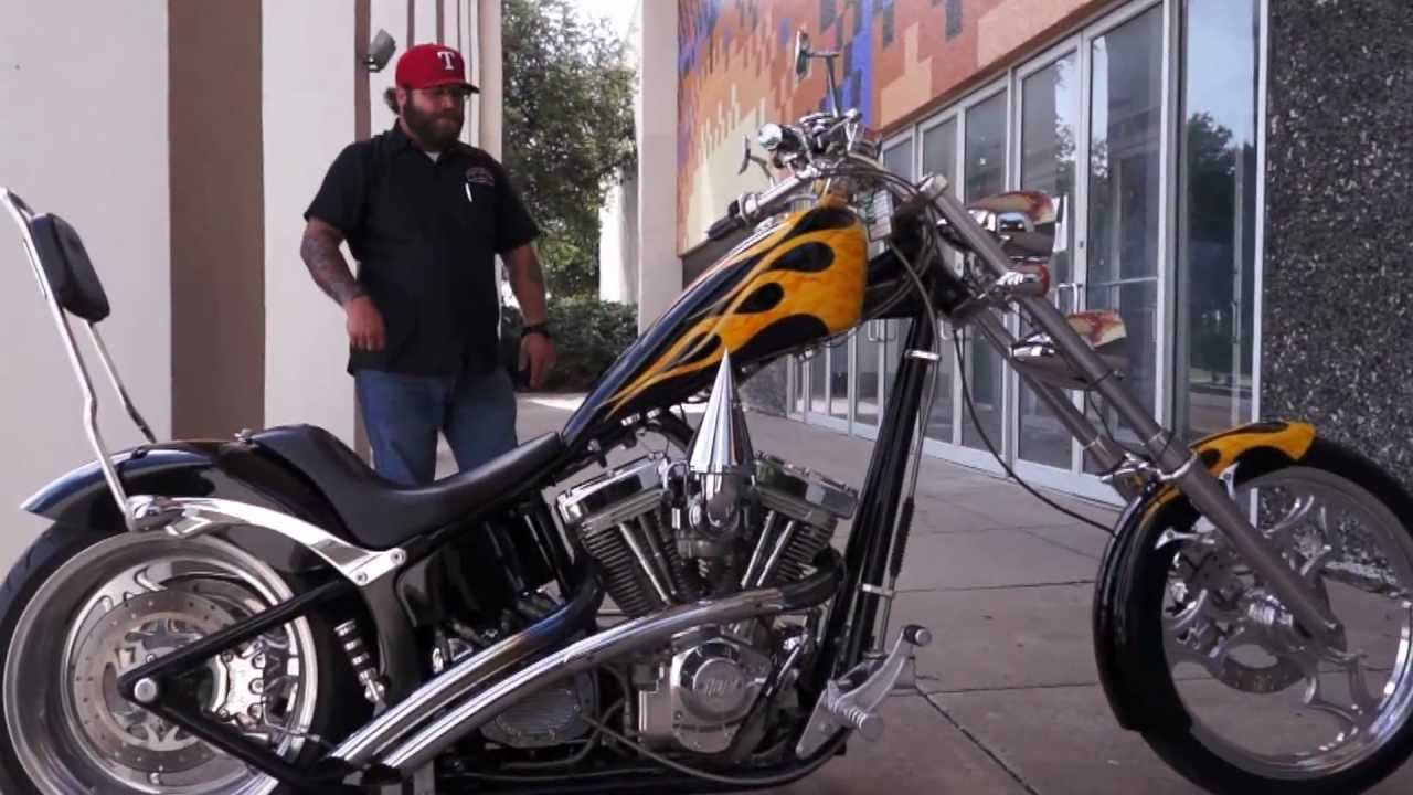 For Sale 2003 Big Dog Softail Chopper 107ci S Amp S 6 Speed