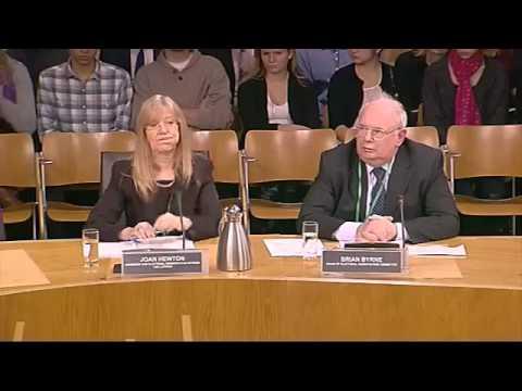 Referendum (Scotland) Bill Committee - Scottish Parliament: 31st January 2013