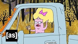 Breaker, Breaker, Spermageile | Squidbillies | Adult Swim