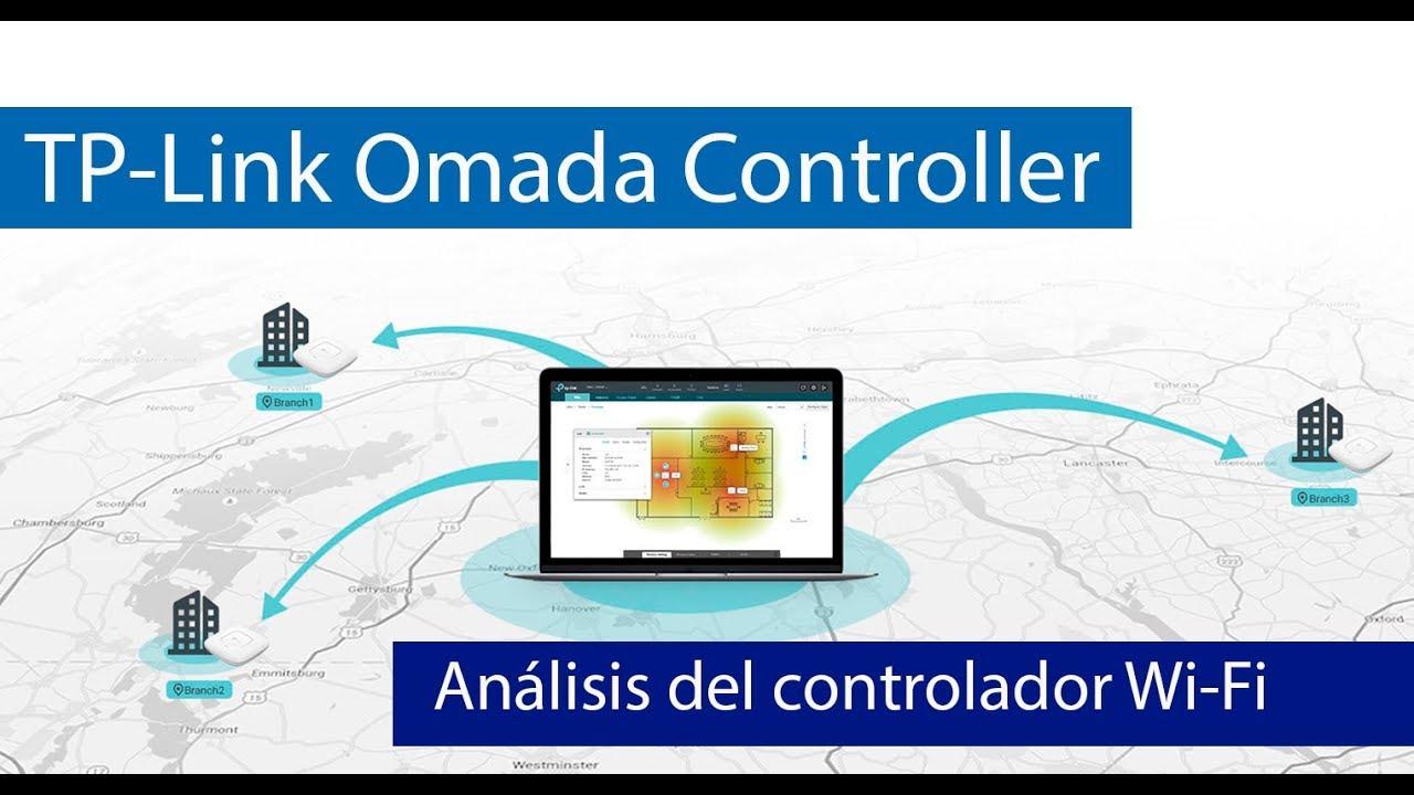 TP-Link Omada Controller: Analisis del controlador Wi-Fi por software