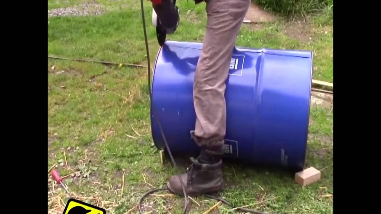 Parrilla de cilindro manos a la obra youtube - Parrilla de la vanguardia ...