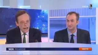 Greffe de Visage du Professeur Bernard Devauchelle - France 3 Amiens