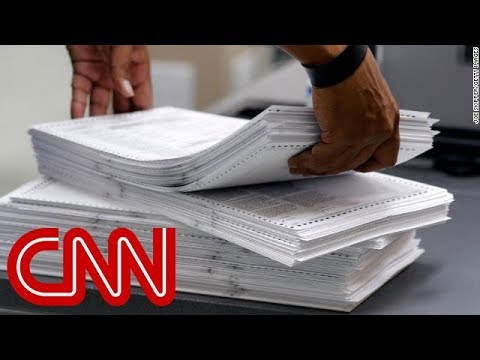 CNN: Florida Senate race headed to manual recount
