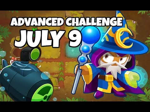 BTD6 Advanced Challenge - Stratz - July 9 2019