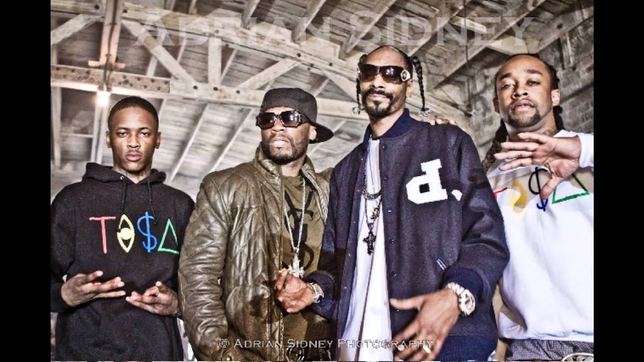 Yg Feat 50 Cent Snoop Dogg Ty Toot It And Boot It Remix Download Link Youtube