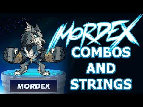 Brawlhalla - Mordex Sig Combos/Strings
