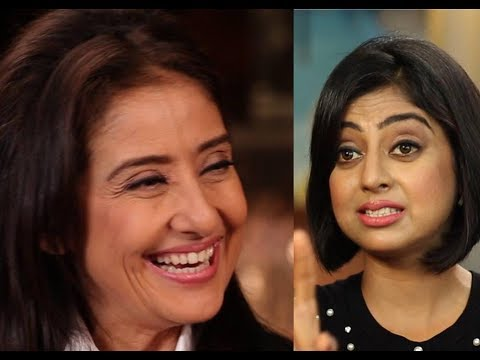 Manisha Koirala's emotional chat with Atika Ahmad Farooqui