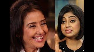 Manisha Koirala's motivational chat with Atika Farooqui on C…
