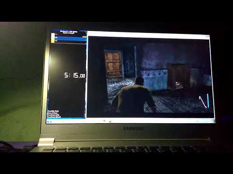 [WR] Speedrun (8:54) Manhunt 2 - 1-3/Any% - PSP Emu