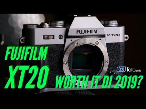 Review Fujifilm XT20 di 2019 | Apakah Perlu Beli Fujifilm XT30?
