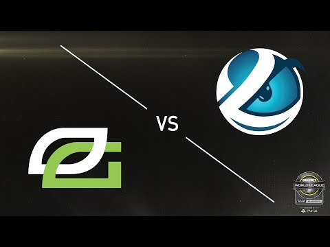 OpTic Gaming vs Luminosity - CWL Anaheim Open Presented by PlayStation 4 - Day 2
